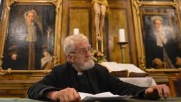 Der Priester, der die Kirche kritisiert