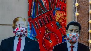 Wird China jetzt die Weltmacht Nummer eins?
