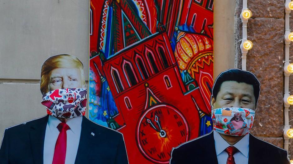 Löst China bald Amerika als Weltmacht ab?