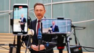 FDP will 600 Milliarden Euro mobilisieren