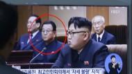 Kim Jong-un soll Vize-Premierminister exekutiert haben