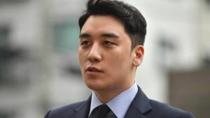 Drei Jahre Haft für ehemaligen K-Pop-Star Seungri