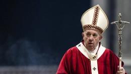 Wie steht Papst Franziskus zu Homosexualität?