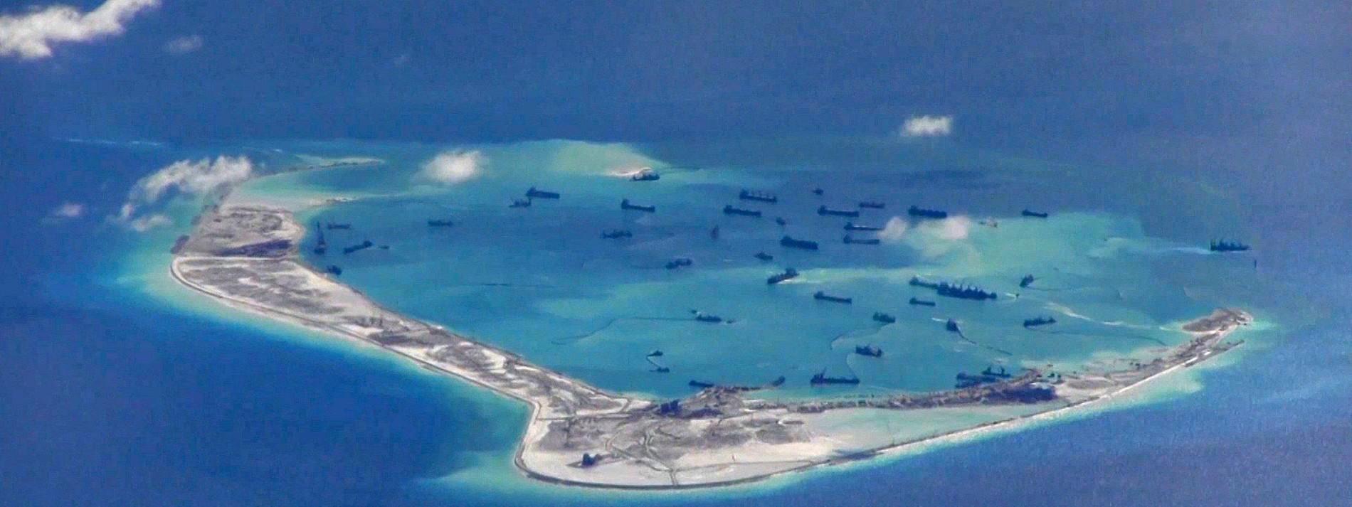 Indien versucht China die Grenzen aufzuzeigen
