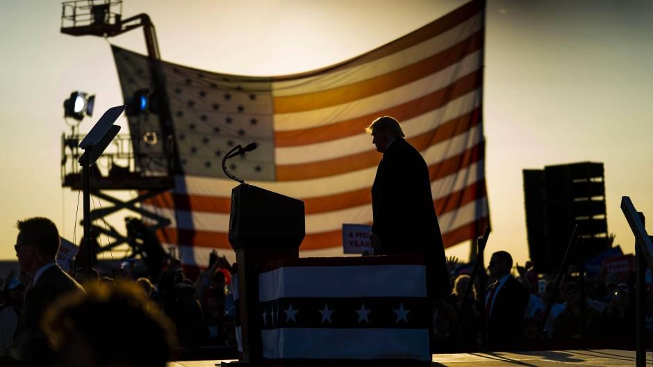 Wie reagieren die Märkte, wenn Donald Trump weitere vier Jahre die Vereinigten Staaten regiert?