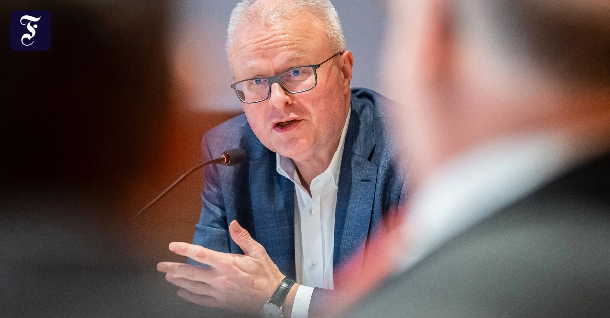 Polizei geht von Suizid aus: Hessens Finanzminister Thomas Schäfer ist tot