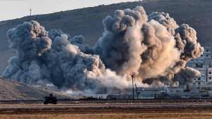 IS erobert Hauptquartier der kurdischen Polizei