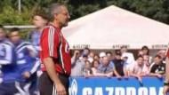 Magaths Einstand auf Schalke