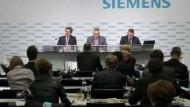 Konzernumbau bei Siemens beendet