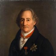 Goethe bezog für mehrere Wochen im angesehenen Wiesbadener Hotel zum Bären Quartier.