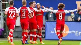 Petersen-Tor reicht Freiburg nicht