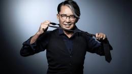 Kenzo Takada kennt keinen Ruhestand