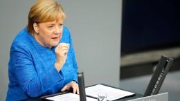 Merkel sieht Brexit optimistisch entgegen