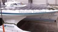 Weltgrößter Solar-Katamaran vorgestellt