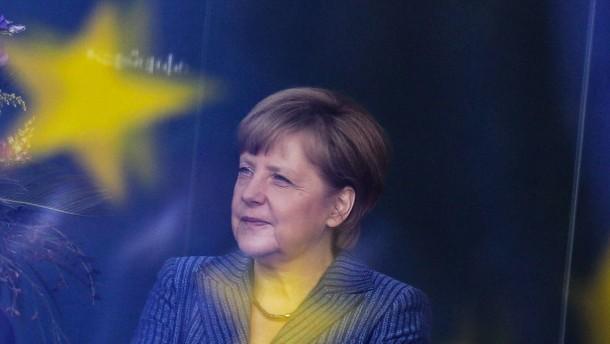Plötzlich Hoffnungsträgerin des freien Westens