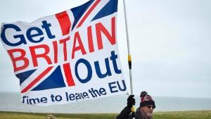 Weniger Briten lassen sich einbürgern