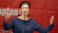 Schon lange keine Stalinistin mehr: Sarah Wagenknecht
