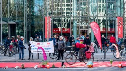 So will Frankfurt fahrradfreundlicher werden
