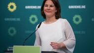 Annalena Baerbocks Sprache: Das hat sie nicht auf dem Schirm