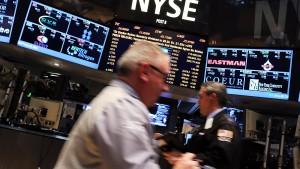 Wende nach fünf Jahren Finanzkrise