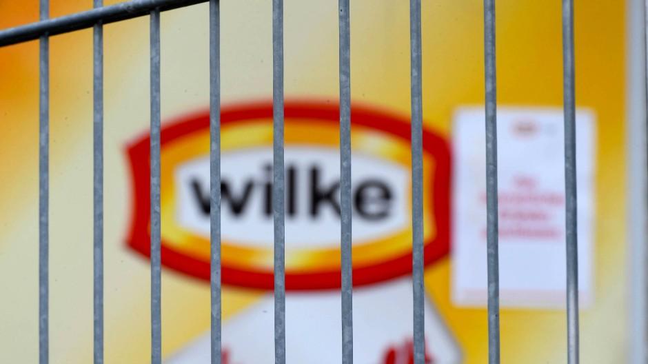 Insolvent nach Lebensmittelskandal: Wursthersteller Wilke