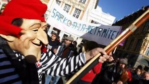 Proteste gegen Rentenreform eskalieren