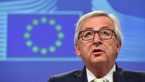 Juncker fürchtet weitere EU-Referenden