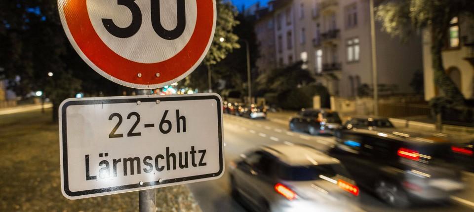 So Will Hessen Den Verkehrslärm Verringern