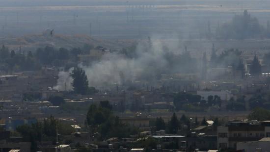 Weiter Kämpfe in Nordsyrien