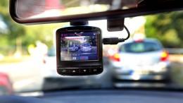 Dashcams dienen nur selten der Unfallaufklärung