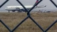 Anschlag auf Flugzeug in Amerika vereitelt