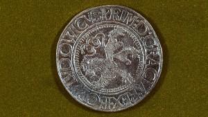 Eine Münze, die zum Inbegriff für Geld wurde