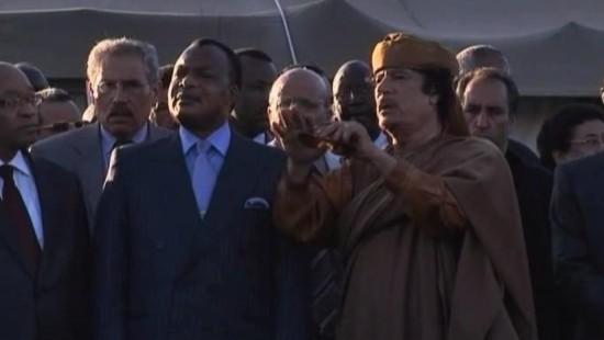 Tripolis kritisiert Haftbefehl gegen Gaddafi
