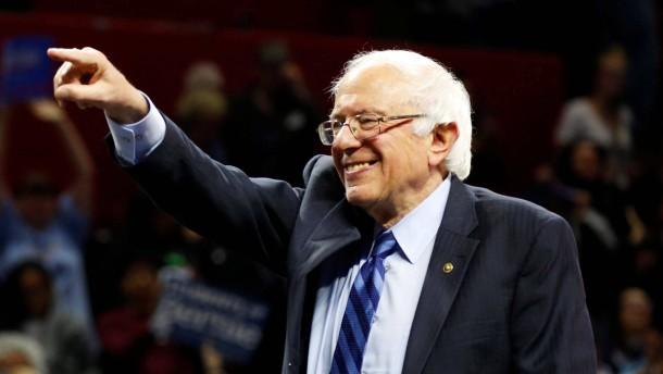 Sanders besiegt Clinton in West Virginia