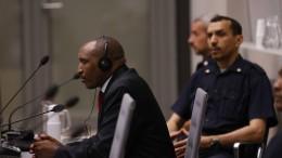 Weltstrafgericht spricht früheren Rebellenführer schuldig