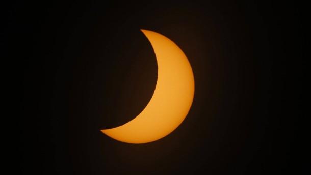 Sonnenfinsternis verdunkelt Chile und Argentinien