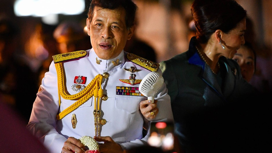 Thailands König Maha Vajiralongkorn ist seit Oktober 2016 im Amt.