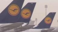 Piloten drohen mit neuem Streik nach Ostern