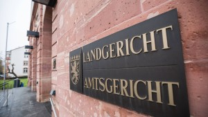 Bombendrohung im Justizzentrum Hanau