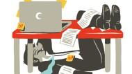 Die Arbeit als Consultant ist besonders hart – viele junge Leute sind schnell ausgebrannt. Klischee oder Tatsache?