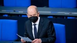 Neuverschuldung kratzt an 100 Milliarden Euro