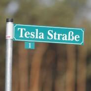 In Grünheide nahe Berlin will Tesla bis Juli 2021 seine Gigafactory bauen.