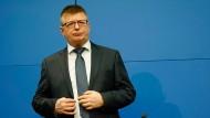 Thomas Haldenwang ist der neue Nachfolger von  Hans-Georg Maaßen.