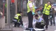 Anschlag auf Linienbus in Jerusalem