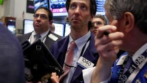 Weltleitbörse auf Rekordfahrt