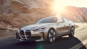 BMW stellt neues E-Auto online vor