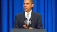 Obama mahnt, Sarkozy droht