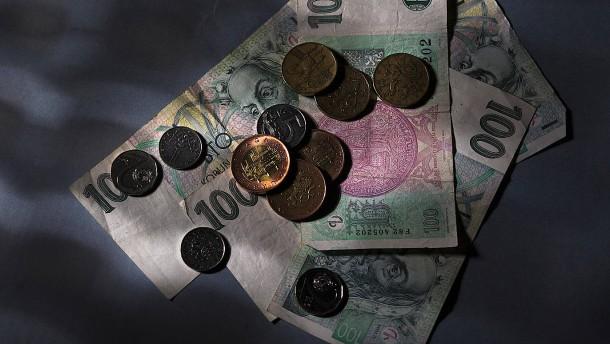 Das Virus infiziert Osteuropas Devisen