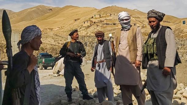In Afghanistan rettet sich, wer kann