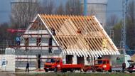 Ältere Kunden kommen schwerer an Baukredite